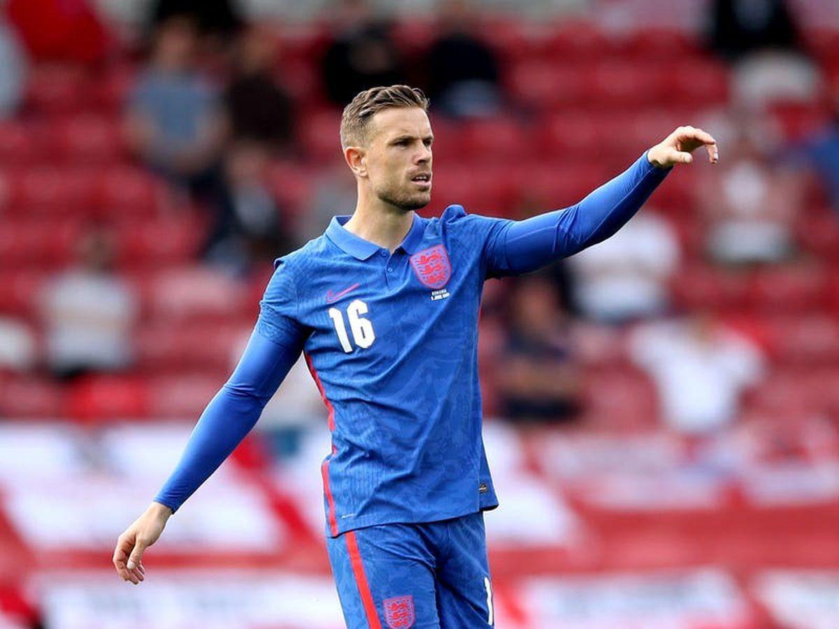 England footballer Henderson: NHS staff are the true heroes