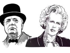 Churchill, Thatcher ... and Lowe
