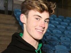 Chadwick sets new U17 200m record