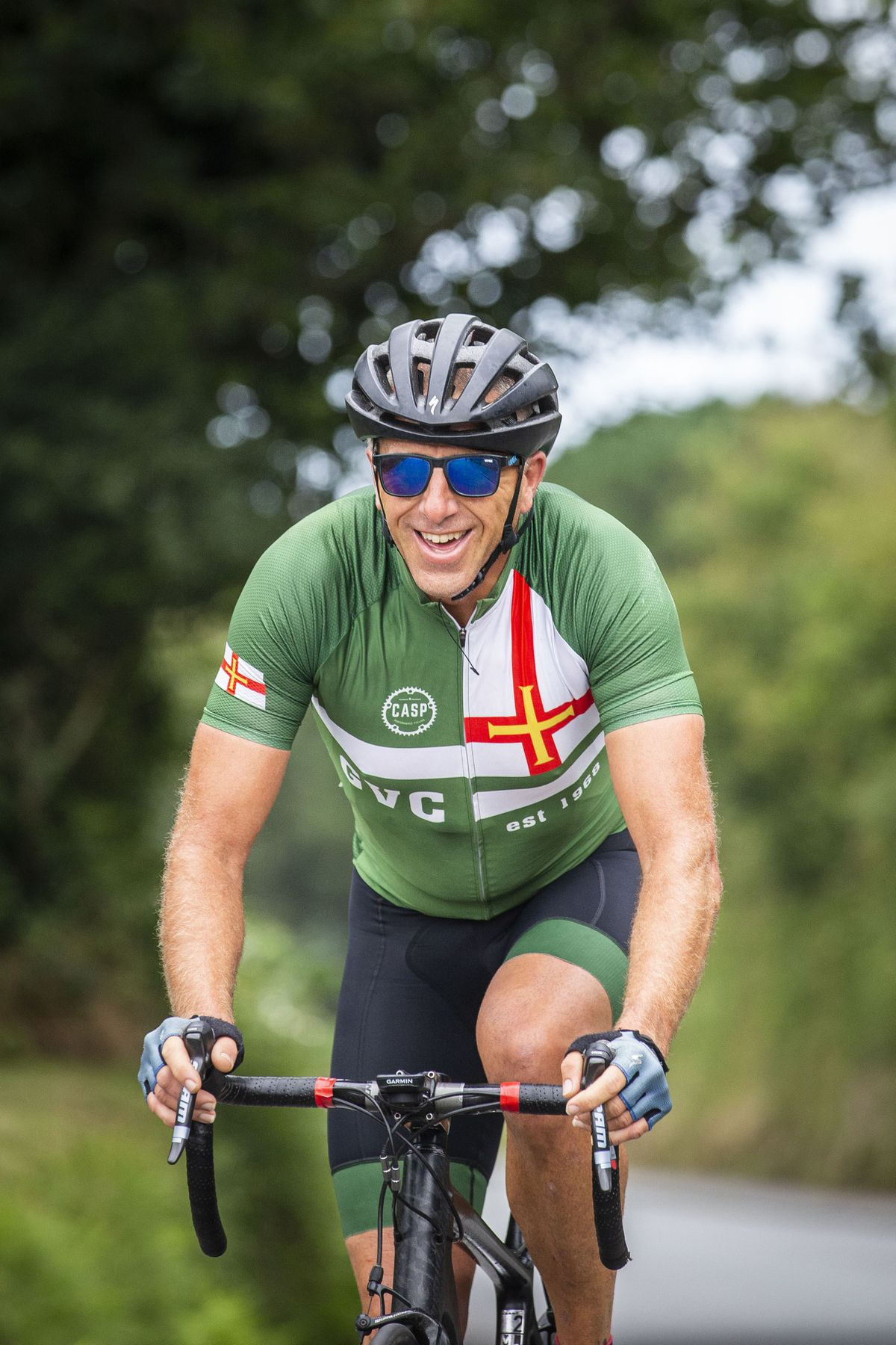 Happy to get going in 2021: Velo Club president Mark Smith is confident of a full season being completed.