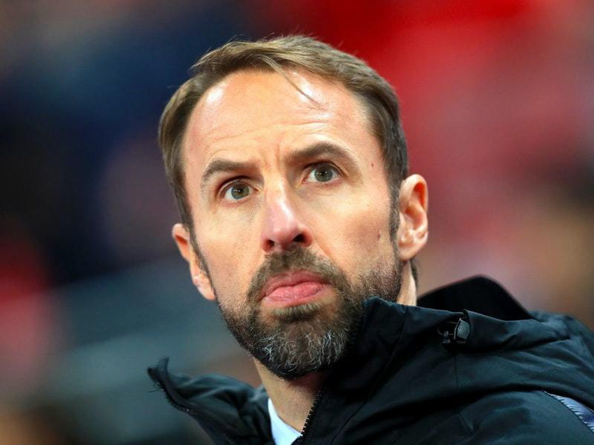 Gareth Southgate to discuss with his players the meaning ...