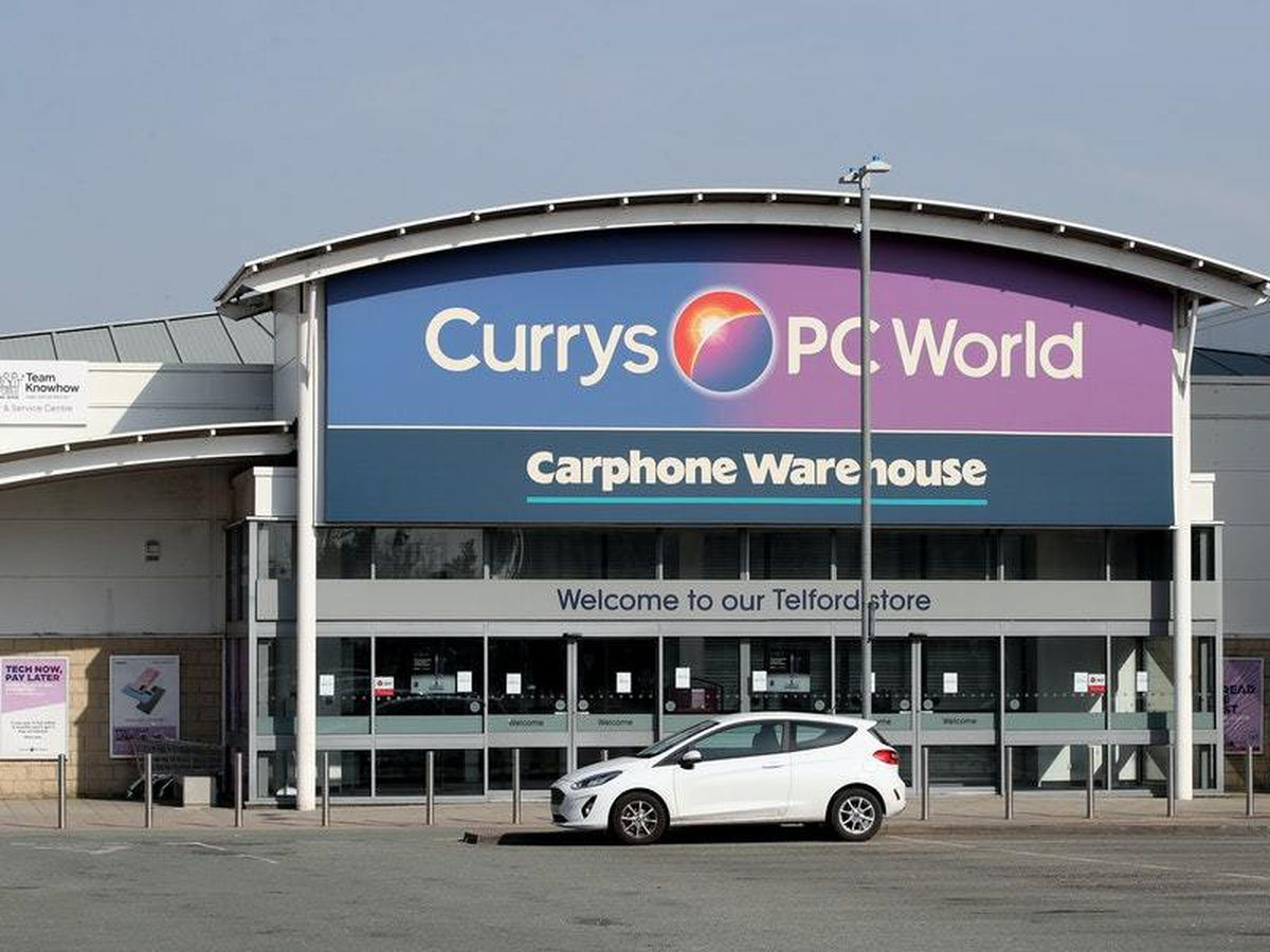 Currys apologises after Black Friday surge crashes site and wipes gift cards