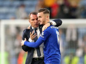 Brendan Rodgers hails James Maddison after Leicester's FA Cup win at Brentford