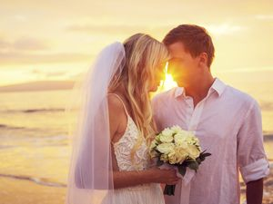 The Bailiwick's new Marriage Law, which is due to come into effect from 1 March, will allow couples freedom to marry at any venue including Alderney's beaches – once the coronavirus restrictions have been lifted. (29245919)