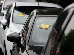 Motorist given parking fine after taking drive-through coronavirus test