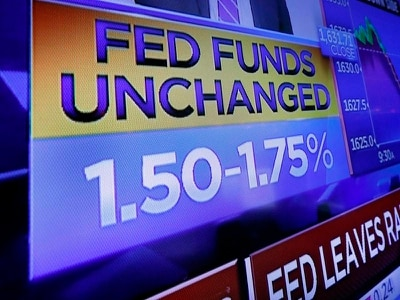 Federal Reserve leaves benchmark rate the same