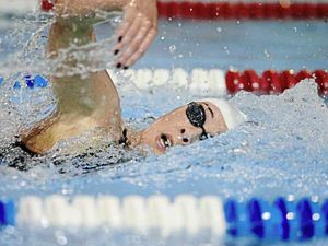 Neves in strong Guernsey swimming team for Island Games in Gotland