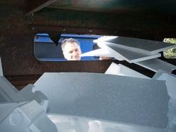 Removing polystyrene bring bank a backward step – users