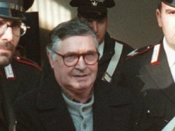 Notorious Mafia 'boss of bosses' Toto Riina dies aged 87