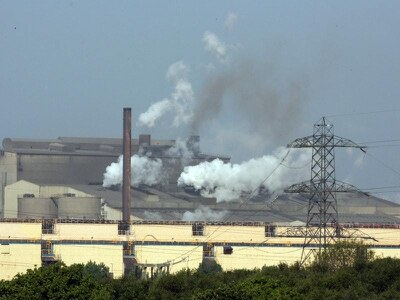 Steel giants merger deal will safeguard jobs for a generation – union