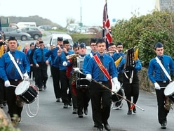 Boy's Brigade companies join forces for parade