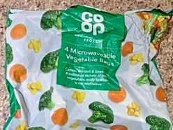 RECALL: Co-op bag of frozen vegetables