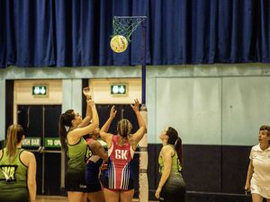 Panthers vs Weston Netball - By Ben Fiore - 16/02/20 (27189583)