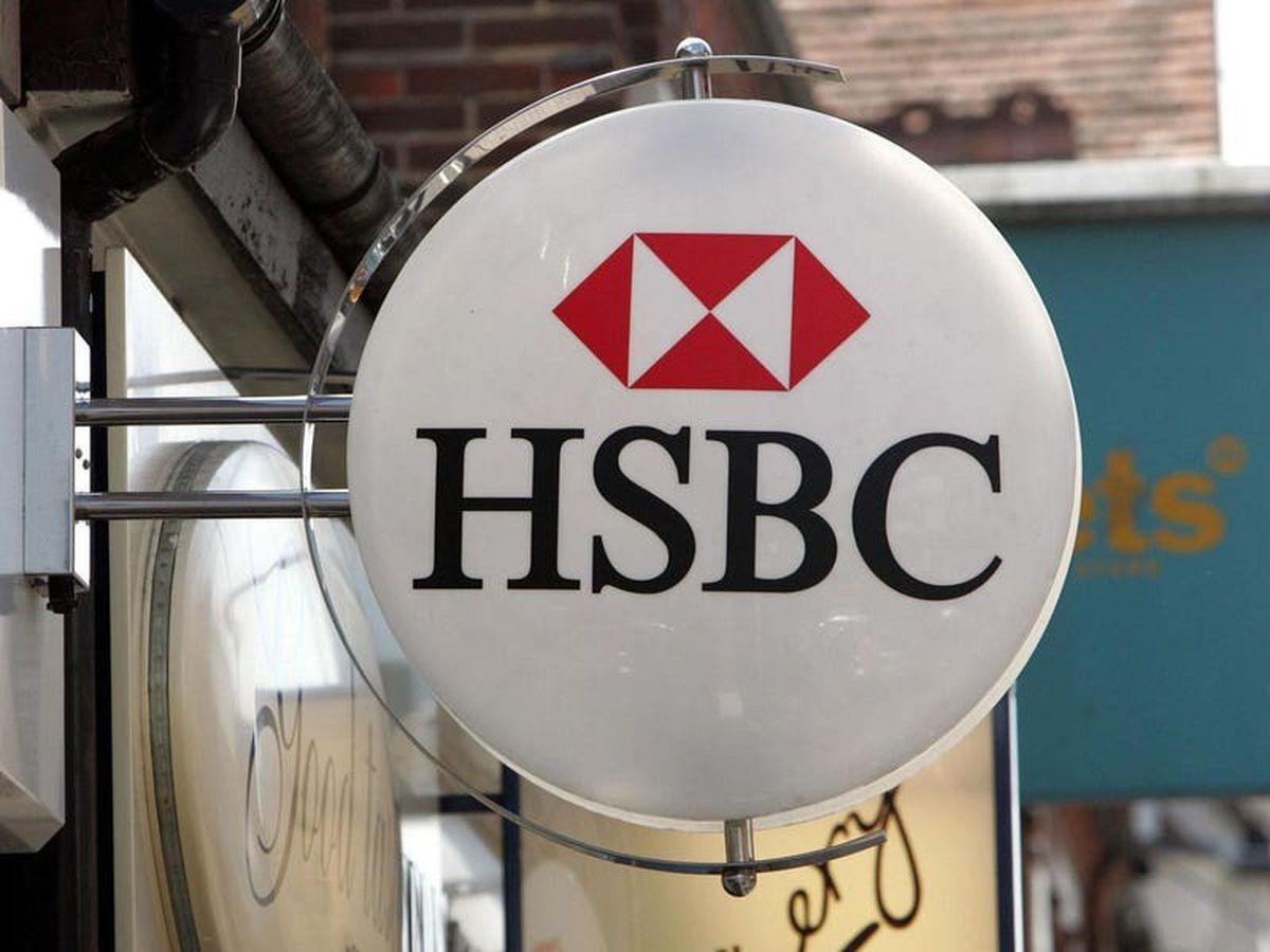 HSBC improves on expectations as profits drop 34% to £6.2 billion