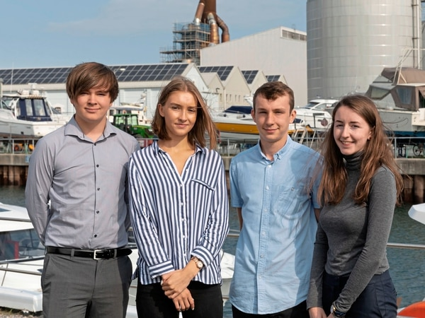Guernsey Electricity and Butterfield award uni students bursaries