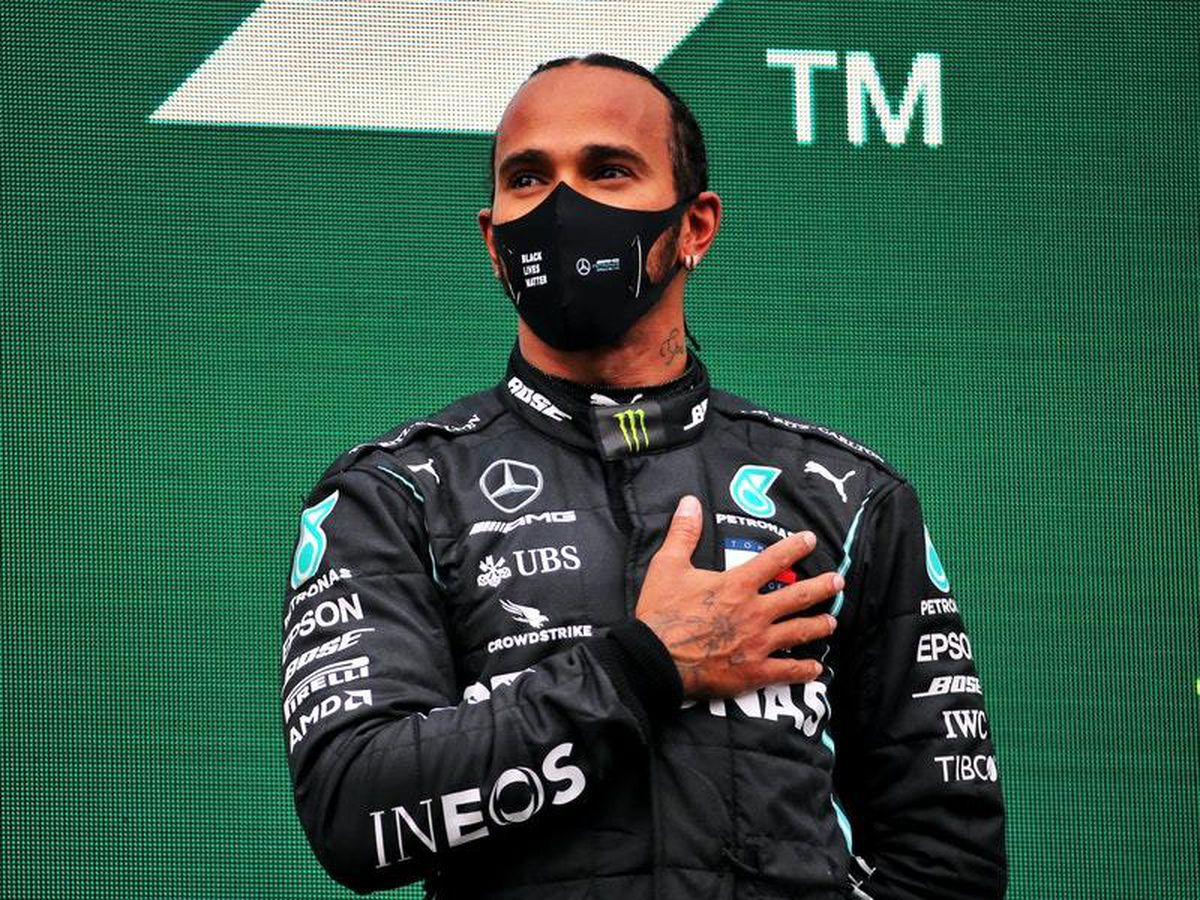 A knighthood 'long overdue' for 'biggest British sporting star' Lewis Hamilton