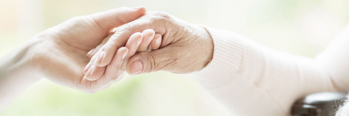 Islanders with caring experience are being asked whether they would like to help out during the pandemic. (27890846)