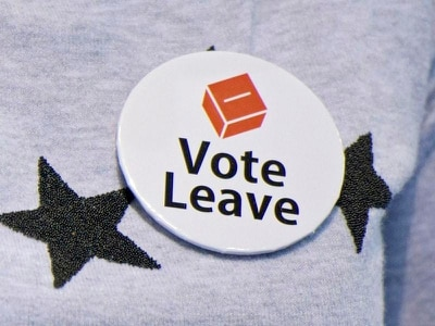 Official Brexiteer campaign group Vote Leave fined for breaking electoral law