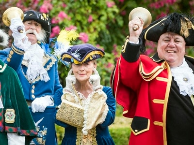 In Pictures: Oyez, Oyez, Oyez – town criers head to Yorkshire for contest