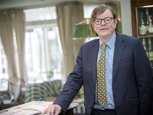 Economic Development president Deputy Charles Parkinson. (Picture by Peter Frankland, 23917839)
