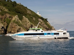 Manche Iles is unable to sail to Sark and Alderney for two weeks