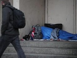 What to do if you see someone sleeping rough