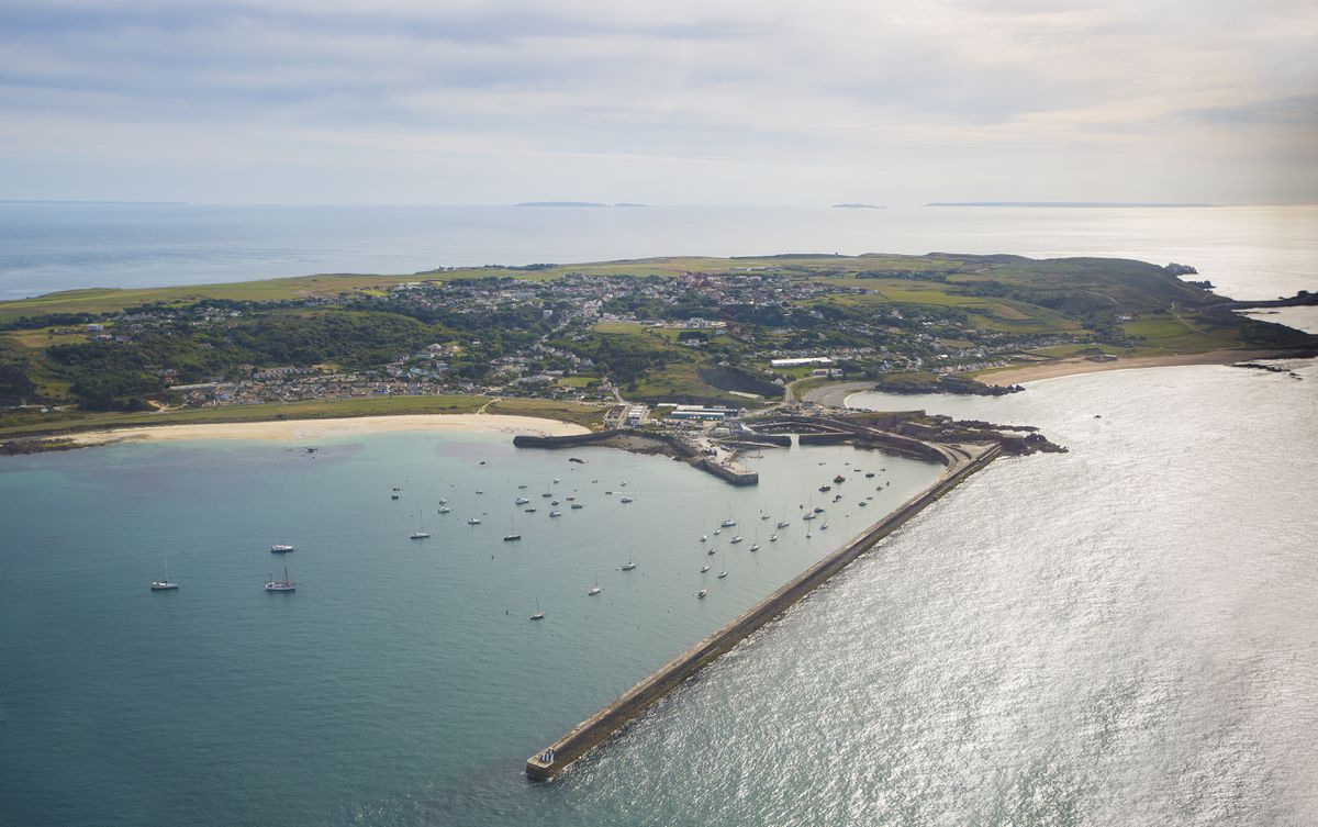 Alderney has seen its first case of Covid-19 since the pandemic began, but there is thought to be very little risk of any onward transmission. (Picture by Peter Frankland, 29216318)