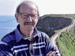Professor Gerard Pouchain at La Coupee.