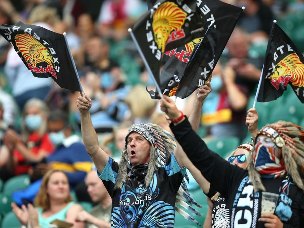 Exeter's Rob Baxter brushes off Wasps statement on Native American headdresses