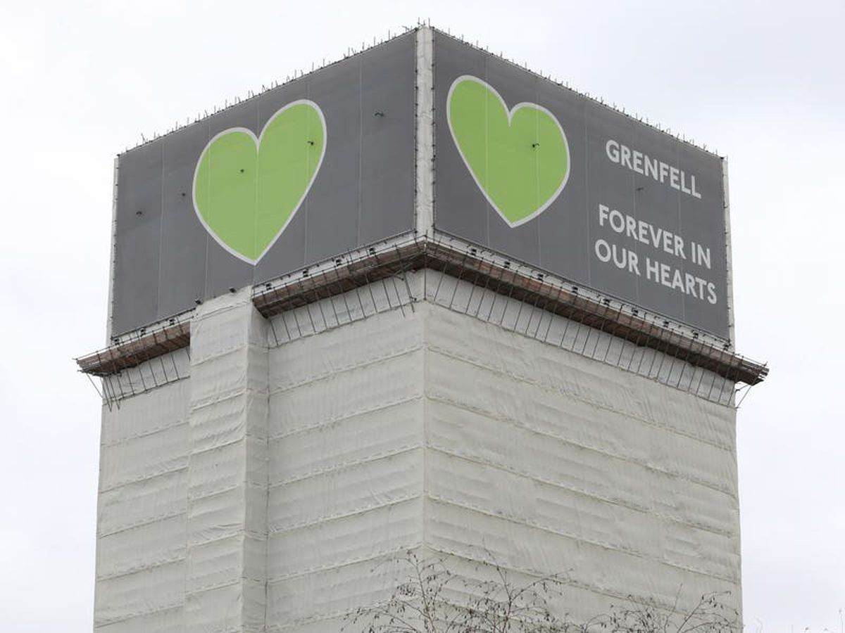 Grenfell Tower residents asked for ideas on design of tragedy memorial