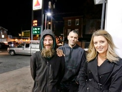 Couple and homeless man charged in charitable scam