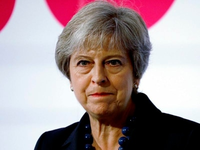 Stop social media sites showing adverts for people traffickers, PM says
