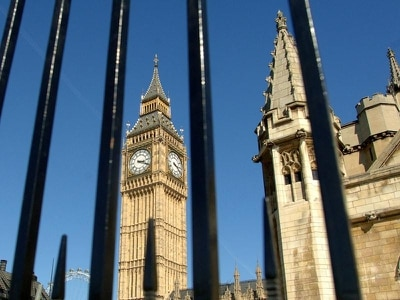 Met Police 'passing the buck' over armed patrols at Palace of Westminster