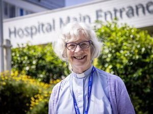 The Rev. Linda Le Vasseur was ordained as Guernsey's first woman priest on 30 June 1996. She is currently lead chaplain of the Princess Elizabeth Hospital. (Picture by Sophie Rabey, 29717280)