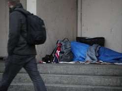 Charity looking for Christmas miracle after hotel cancels rooms for homeless