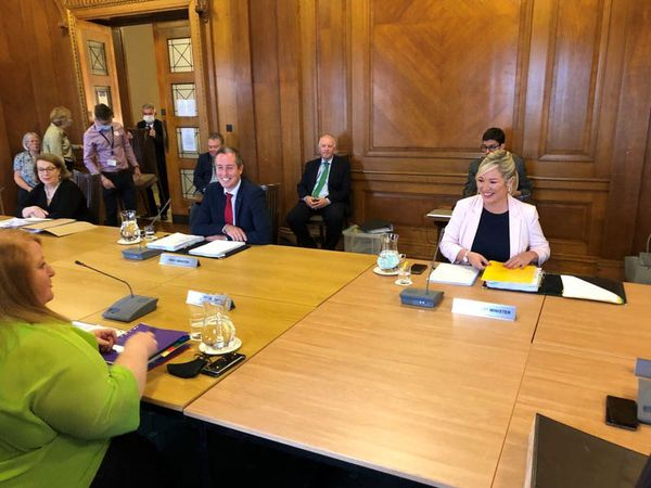 Health officials recommend no change to Northern Ireland Covid rules