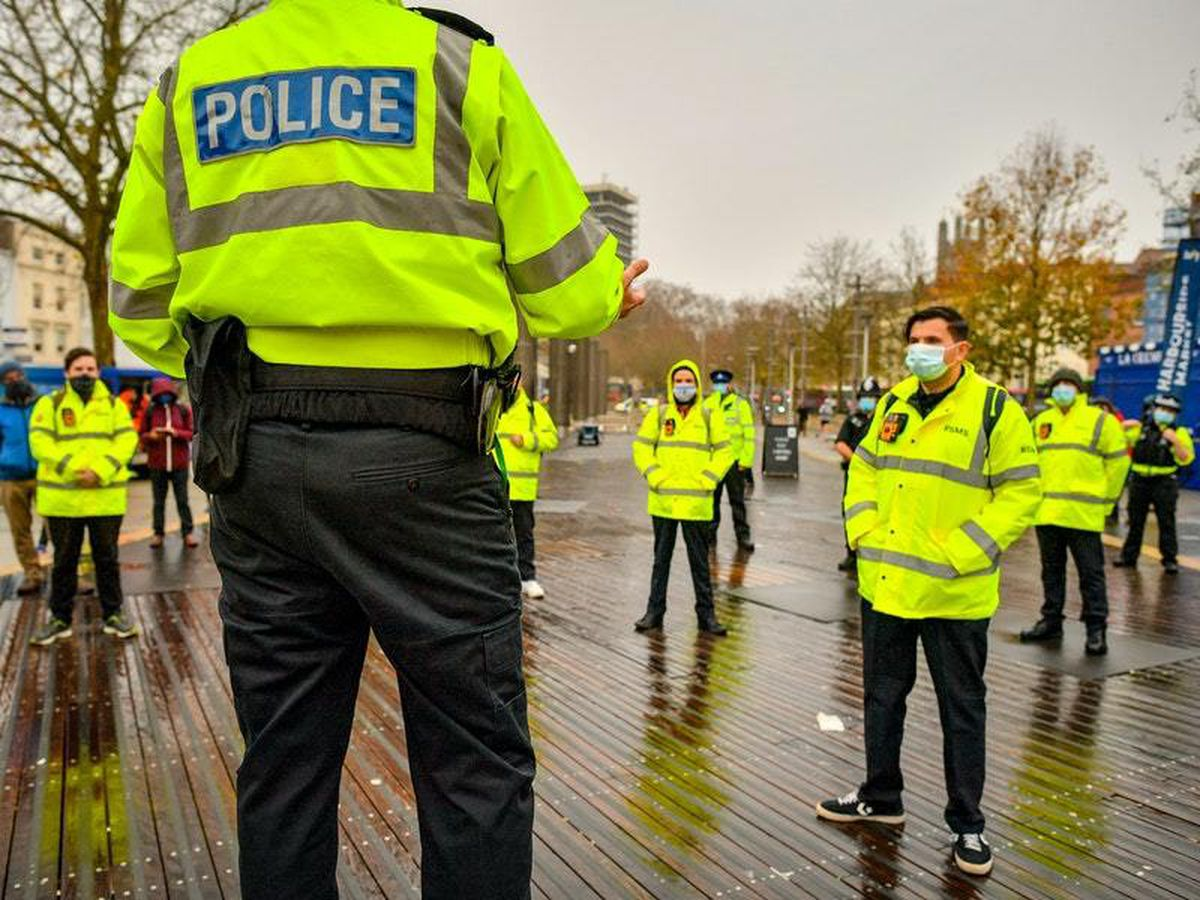 More Covid-19 fines handed out by police during lockdown