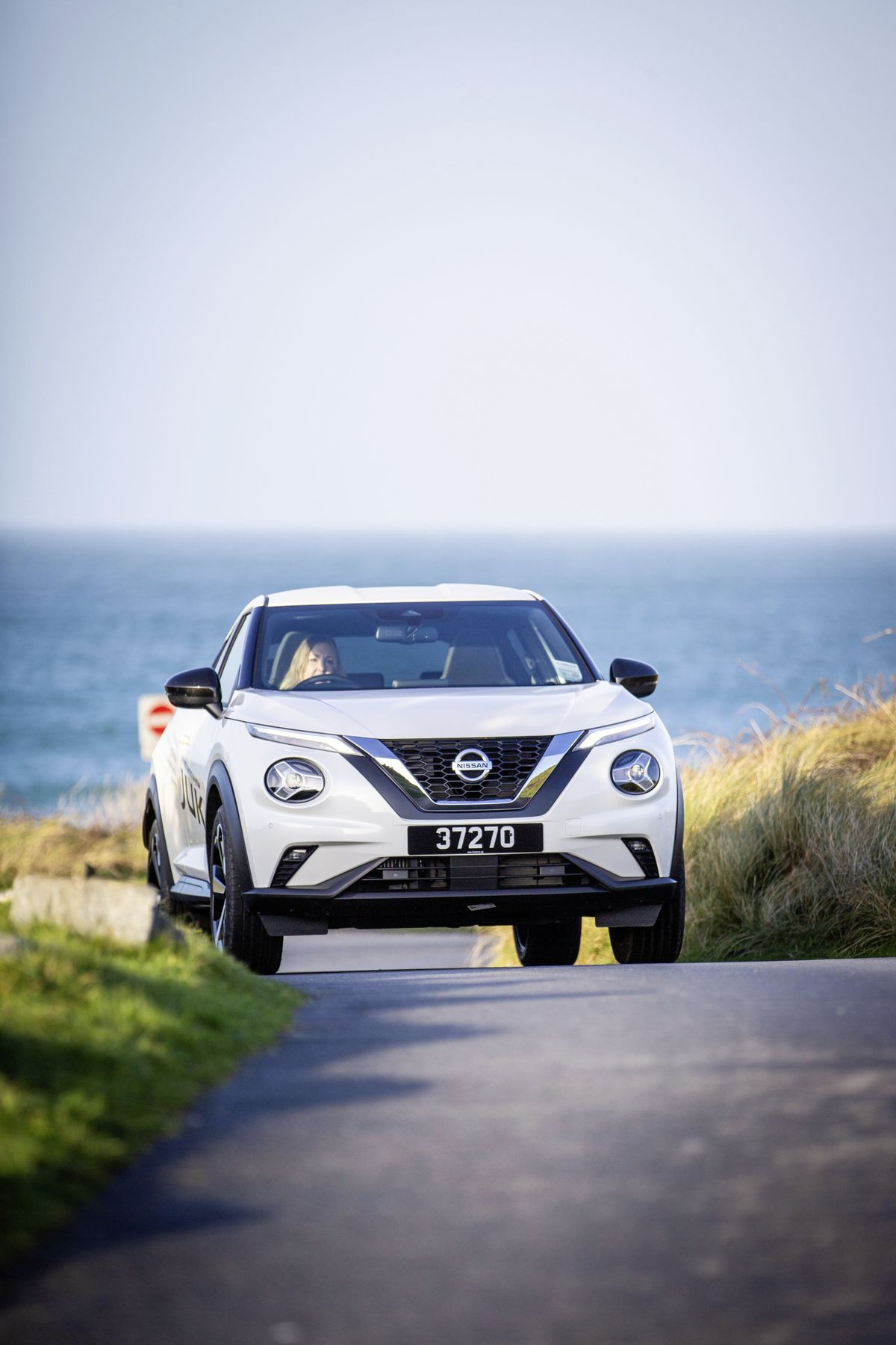 Picture by Sophie Rabey.  09-01-20.  Nissan Juke from Freelance garage.  February DRIVE.. (26853838)