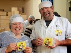 'Ernie's (Im)mature' a special cheese to launch charity