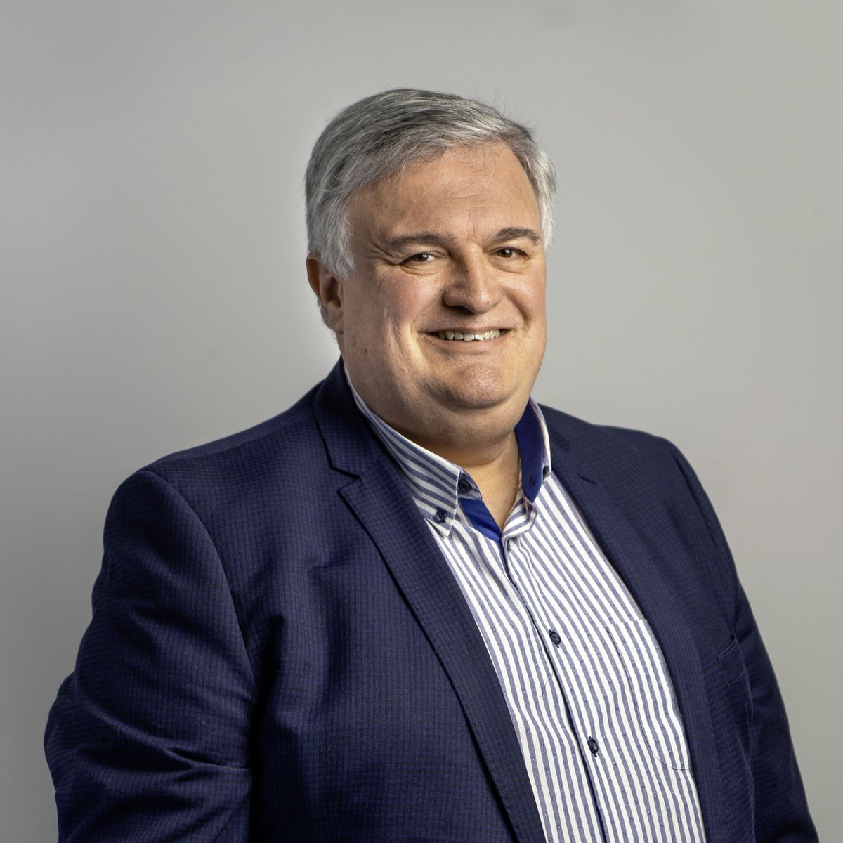 Paul Smith, chairman of the Channel Islands Cannabis Industry Association. (29792991)