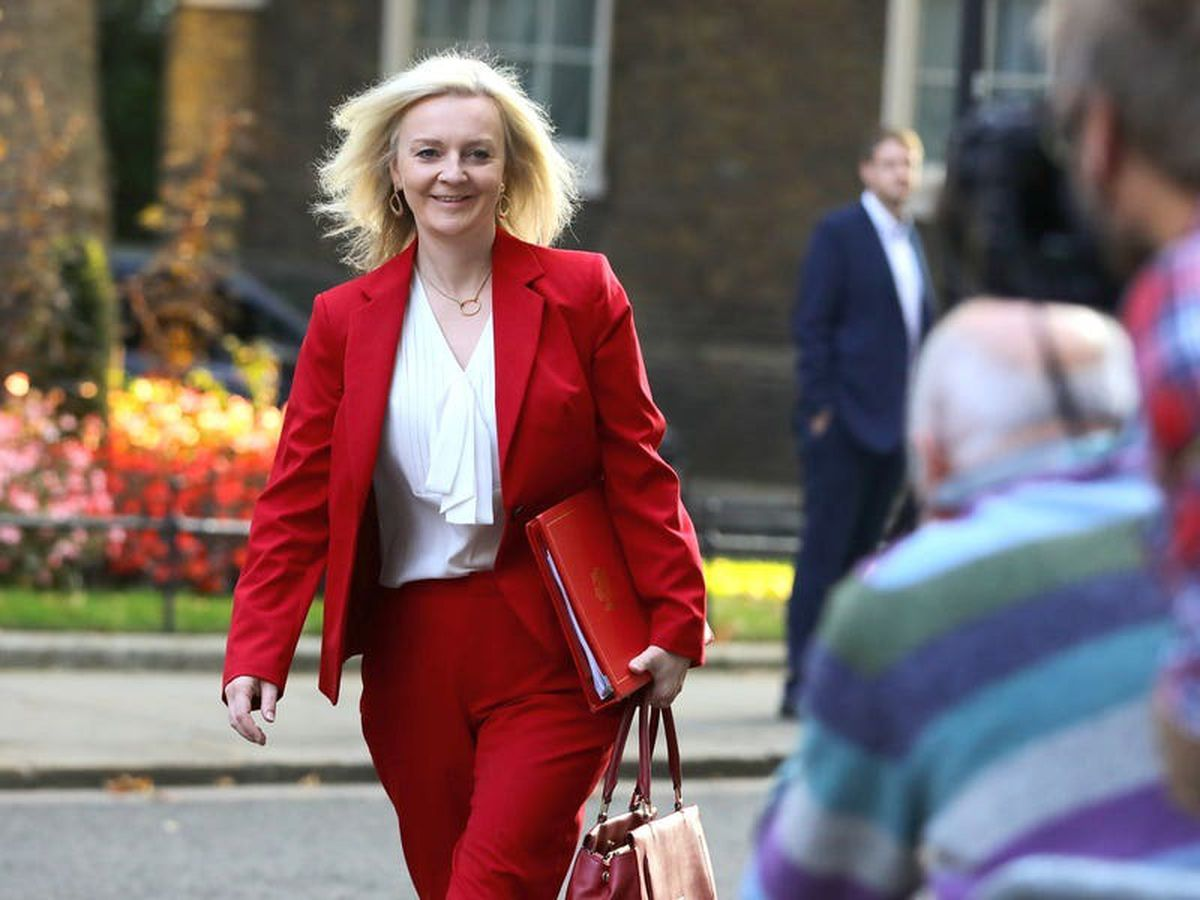 Liz Truss: UK needs to forge closer economic ties with Asia