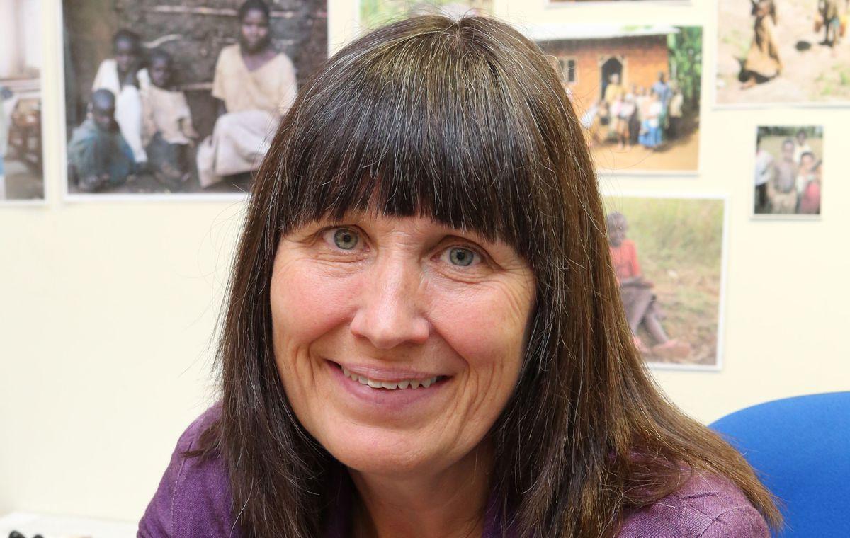 Dr Susan Wilson.                                                                           (Picture by Steve Sarre, 21291586)