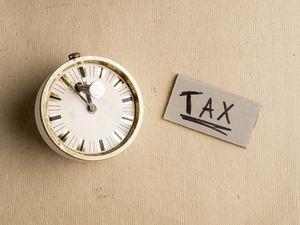 Postponement of the tax due procrastination (30102972)