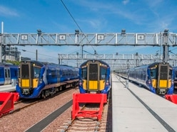 First in new batch of trains gets to work next week