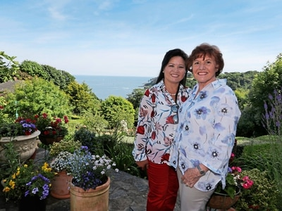 Fund-raising open garden set to be an annual event