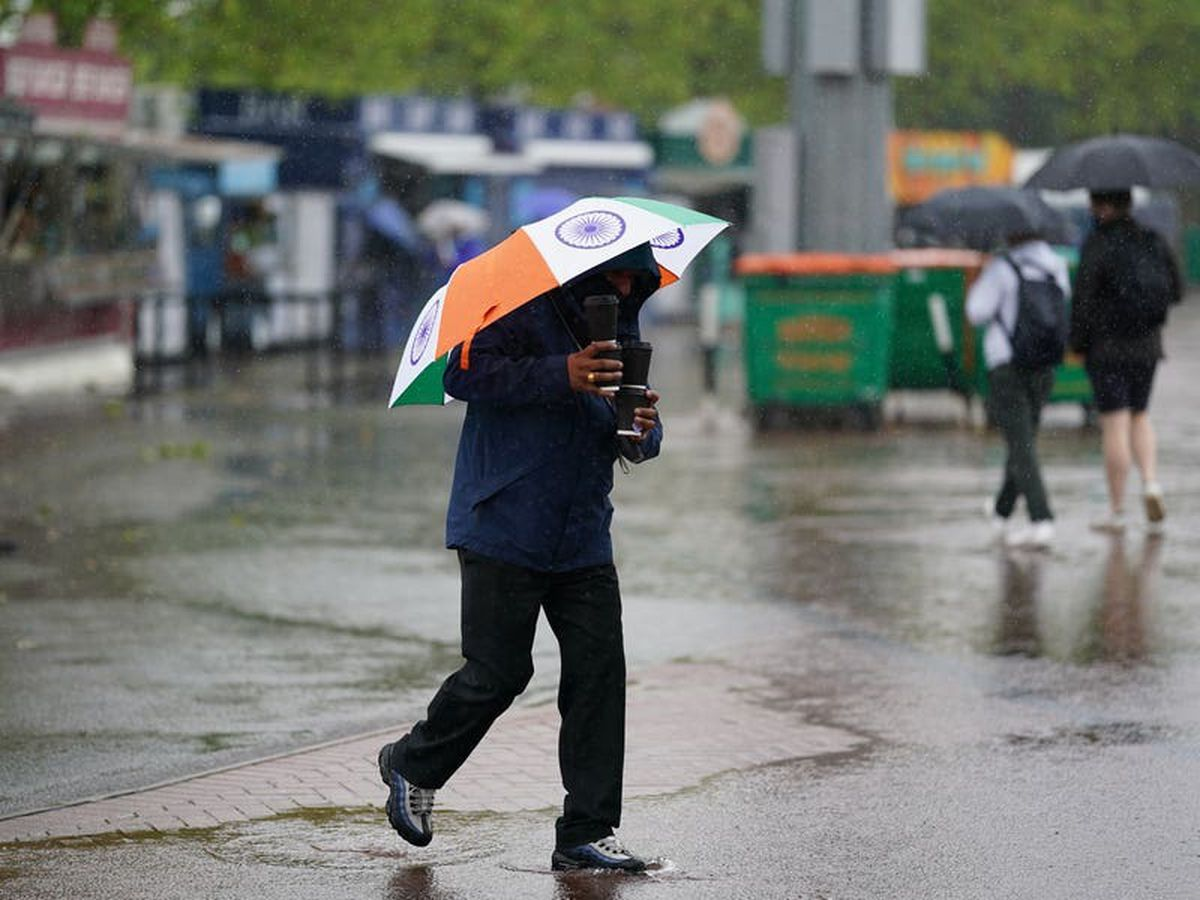South East sees month's worth of rainfall in one day
