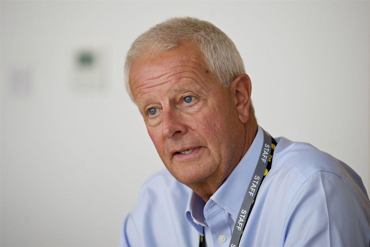 Graham Hughes, Sure Jersey CEO.