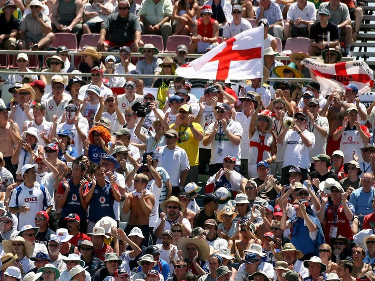 Barmy Army to make up for lost time with strong England support at T20 World Cup
