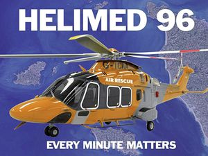 Plans for a helicopter air ambulance are progressing despite the problems caused by the Covid-19 pandemic. The idea is for it to be multi-purpose and it will fly under the Helimed 96 call-sign on missions where there is a threat to life.