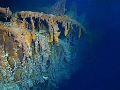 First Titanic expedition in 14 years uncovers 'partial collapse of hull'
